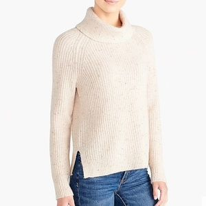 NWT J. Crew donegal turtleneck sweater